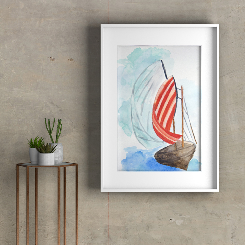 elif-saltik-design-gemi